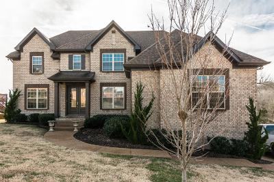 Single Family Home For Sale: 218 Crooked Creek Ln