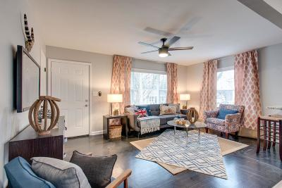 Nashville Single Family Home For Sale: 807 Petway Ave