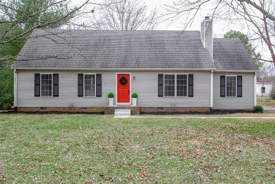 Murfreesboro Single Family Home For Sale: 4141 Premier Dr