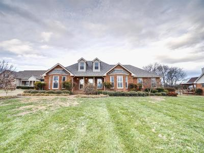 Hendersonville Single Family Home For Sale: 1118 Jenkins Ln