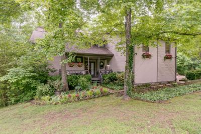 Pegram Single Family Home Under Contract - Showing: 4410 Tanglewood Rd