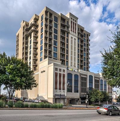 Nashville Condo/Townhouse For Sale: 1510 Demonbreun St Apt 506