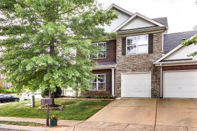 Spring Hill Condo/Townhouse For Sale: 1001 Misty Morn Cir