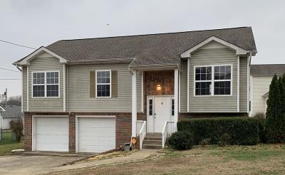Clarksville Single Family Home For Sale: 911 Dolphin Ln