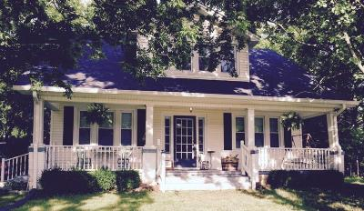 Goodlettsville Single Family Home For Sale: 1599 Springfield Hwy