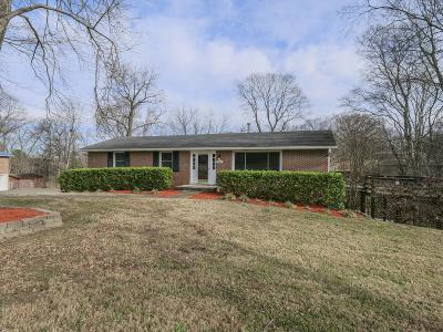 Nashville Single Family Home For Sale: 5018 Kincannon Dr