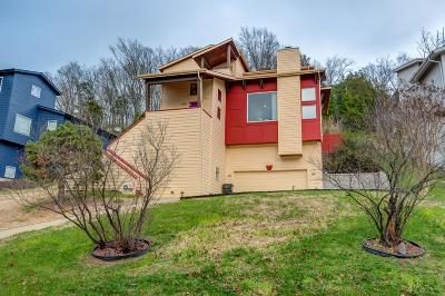 Nashville Single Family Home For Sale: 210 Hicks Rd