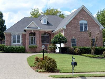 Sumner County Single Family Home For Sale: 117 N Country Club Dr