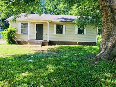 Maury County Single Family Home For Sale: 1628 Lindsey Dr