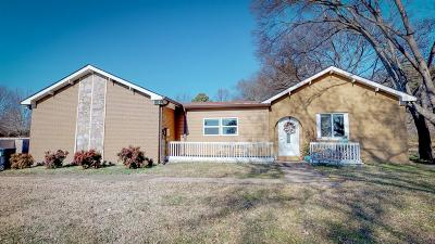 Brentwood Single Family Home For Sale: 8112 Moores Ln