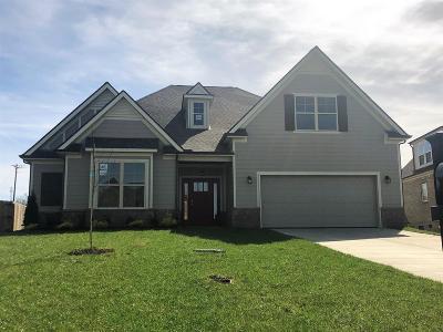 Murfreesboro Single Family Home For Sale: 1226 E Batbriar Rd #120
