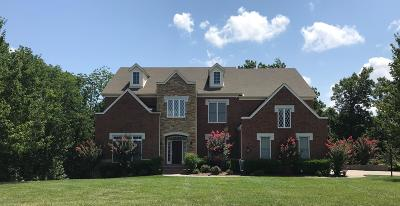 Brentwood  Single Family Home Under Contract - Not Showing: 6873 Walnut Hills Dr