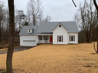Springfield Single Family Home For Sale: 8043 Owens Chapel Road