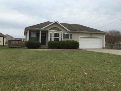 Clarksville Rental For Rent: 3268 N. Senseney Circle