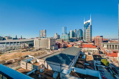 Nashville Rental For Rent: 301 Demonbreun St., #1104 #1104