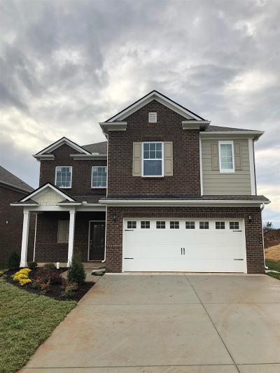 Murfreesboro TN Single Family Home For Sale: $325,990