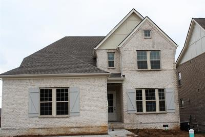 Nolensville TN Single Family Home For Sale: $539,900