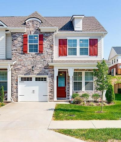 Lebanon, Mount Juliet, Mt Juliet, Mt. Juliet, Old Hickory Condo/Townhouse For Sale: 1038 Livingstone