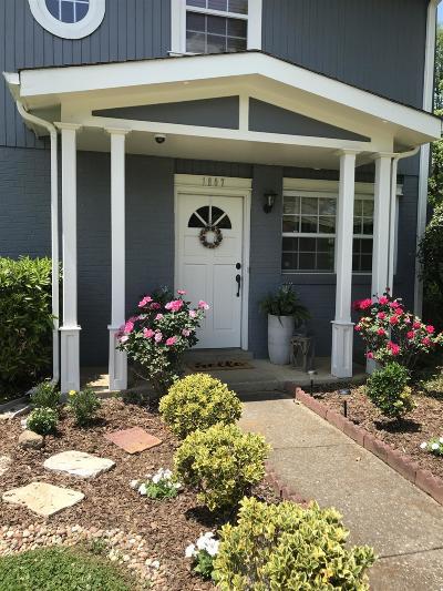 Nashville Rental For Rent: 1807 Hillside Ave