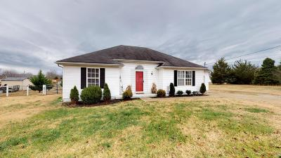 Murfreesboro TN Single Family Home Under Contract - Not Showing: $199,999