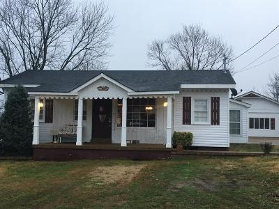 Davidson County Single Family Home For Sale: 406 Pitts Ave