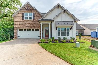Murfreesboro TN Single Family Home For Sale: $340,900