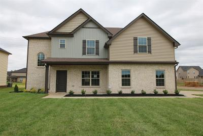 Clarksville Single Family Home Under Contract - Showing: 441 Summerfield