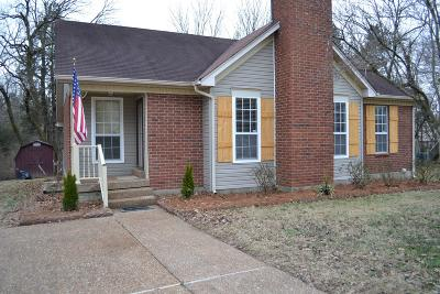 Hermitage Single Family Home For Sale: 1405 Market Sq
