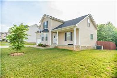 Clarksville Single Family Home For Sale: 1421 Mutual Dr