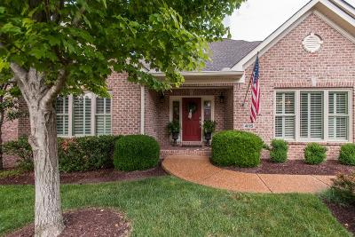 Davidson County Single Family Home Under Contract - Showing: 415 Summit Oaks Dr