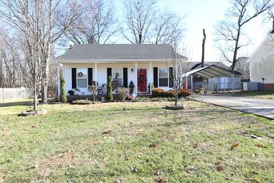 Montgomery County Single Family Home For Sale: 2829 Teakwood Drive