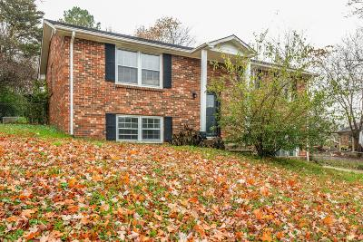 Davidson County Single Family Home For Sale: 104 Tusculum Rd
