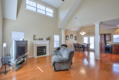 Spring Hill Single Family Home For Sale: 1444 Bern Dr