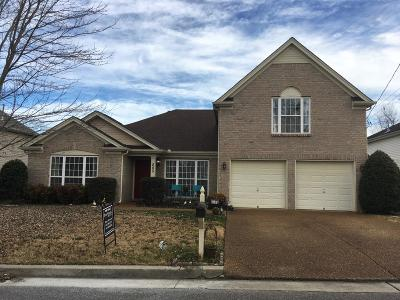 Davidson County Single Family Home For Sale: 805 Kettering Close