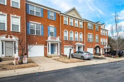 Davidson County Condo/Townhouse For Sale: 7252 Highway 70 S Apt 1504