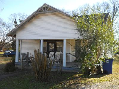 Shelbyville Single Family Home For Sale: 112 E Cedar St