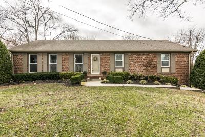Davidson County Single Family Home For Sale: 7421 Harrow Dr
