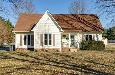 Maury County Single Family Home For Sale: 3917 Cantebury Dr