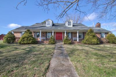 Shelbyville Single Family Home For Sale: 1306 Highway 130-W