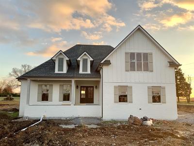 Wilson County Single Family Home For Sale: 1566 Hickory Ridge