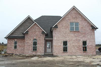 Wilson County Single Family Home For Sale: 1616 Hickory Ridge