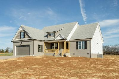 Lewisburg Single Family Home For Sale: 2759 Anes Station Rd
