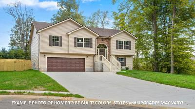 Clarksville TN Single Family Home Under Contract - Showing: $224,900