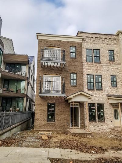 Condo/Townhouse For Sale: 3208 D Long Boulevard, Lot #4