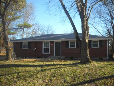 Old Hickory Single Family Home Under Contract - Showing: 105 Claudia Dr