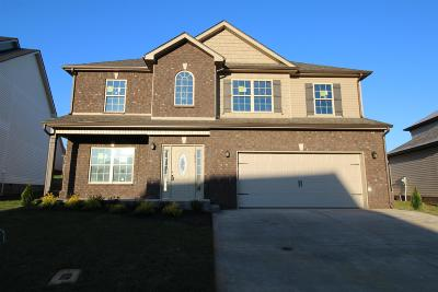 Clarksville TN Single Family Home For Sale: $232,900