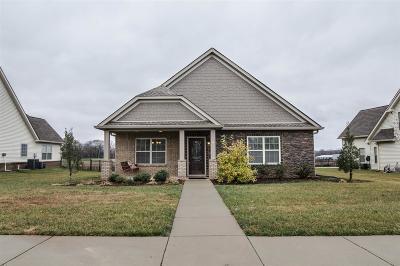 Clarksville Single Family Home For Sale: 194 John Duke Tyler Blvd