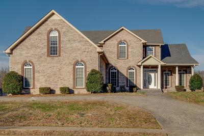 Clarksville Single Family Home For Sale: 237 Gray Hawk Trl