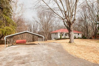 Davidson County Single Family Home For Sale: 3686 Alessio Rd