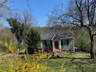 Nashville Single Family Home For Sale: 515 S 14th St